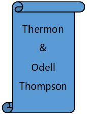 Thermon & Odell Thompson